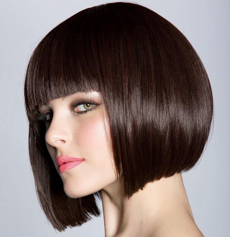cuidado del cabello liso