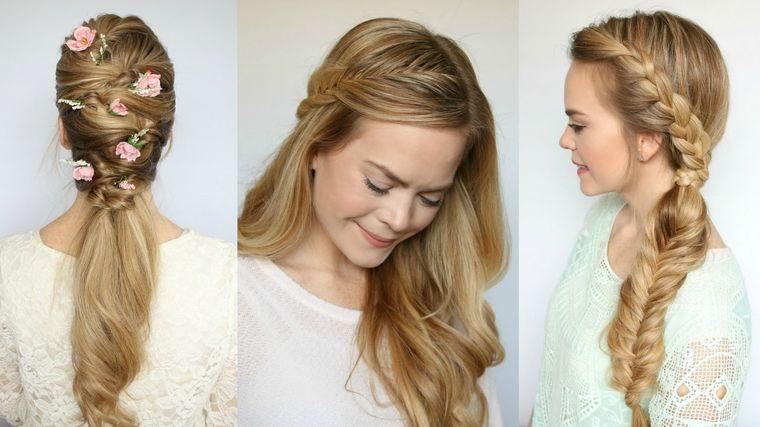 cuidado del cabello para la primavera