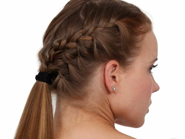cuidado del cabello peinados casuales