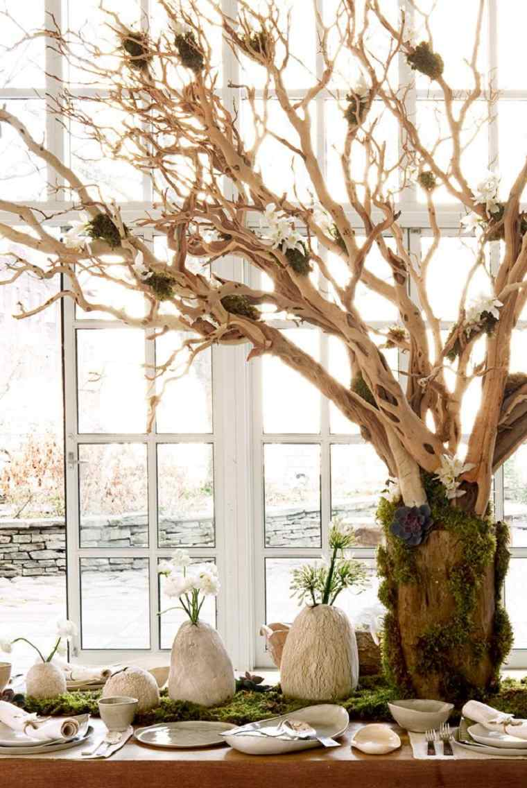 decoracion-mesa-arbol-opciones