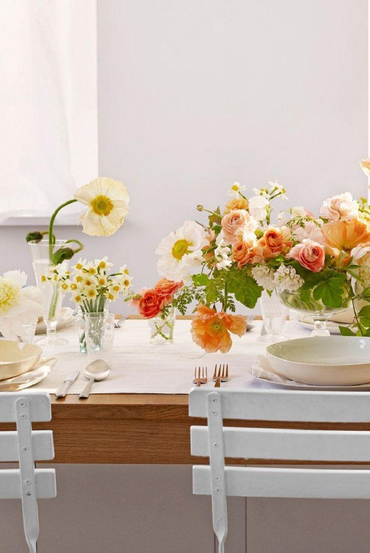 decoracion-mesa-flores-estilo