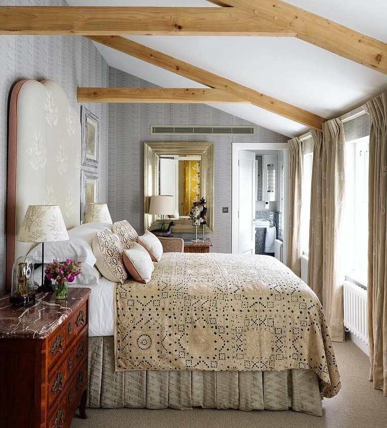 decorar-dormitorio-pequeno-diseno-clasico