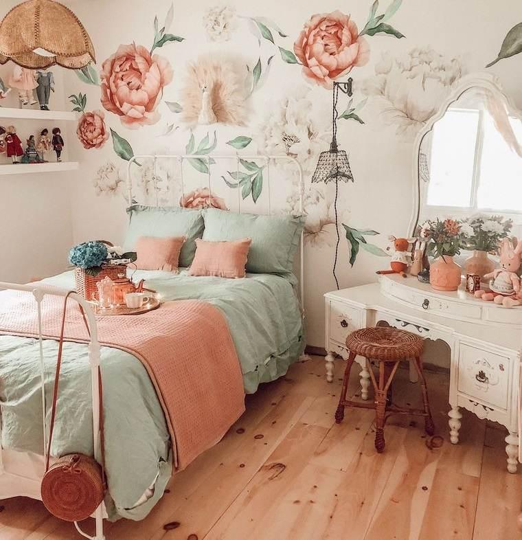 dormitorios decoracion para primavera