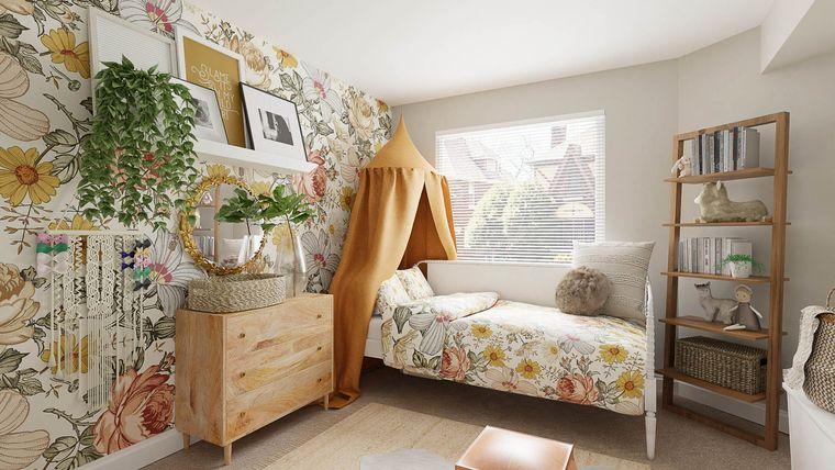 dormitorios decorados primavera