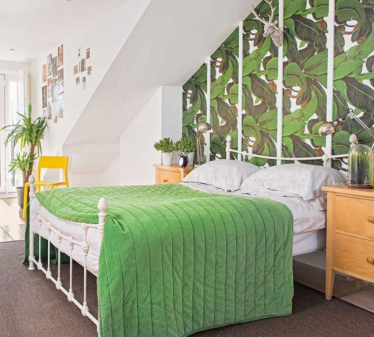 dormitorios ideas primavera
