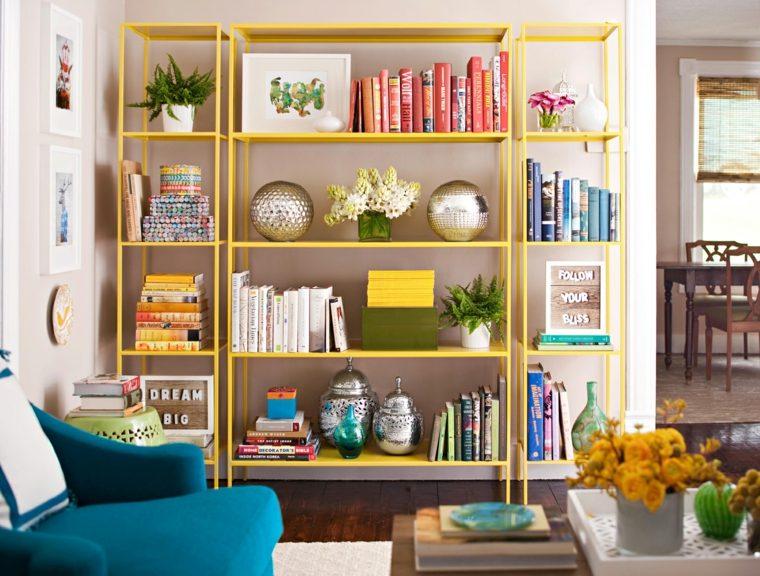 estanteria-amarilla-habitacion-ideas