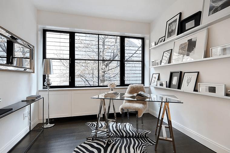 home office-diseno-pared-ideas