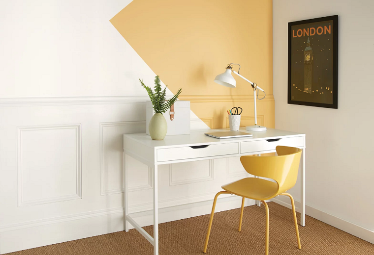 home-office-toques-amarillo-estilo