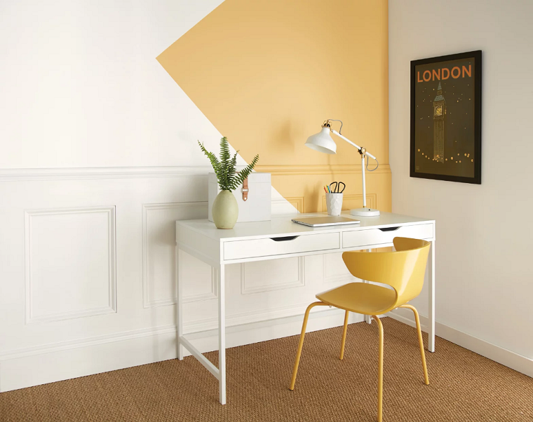 home-office-toques-amarillo-estilo