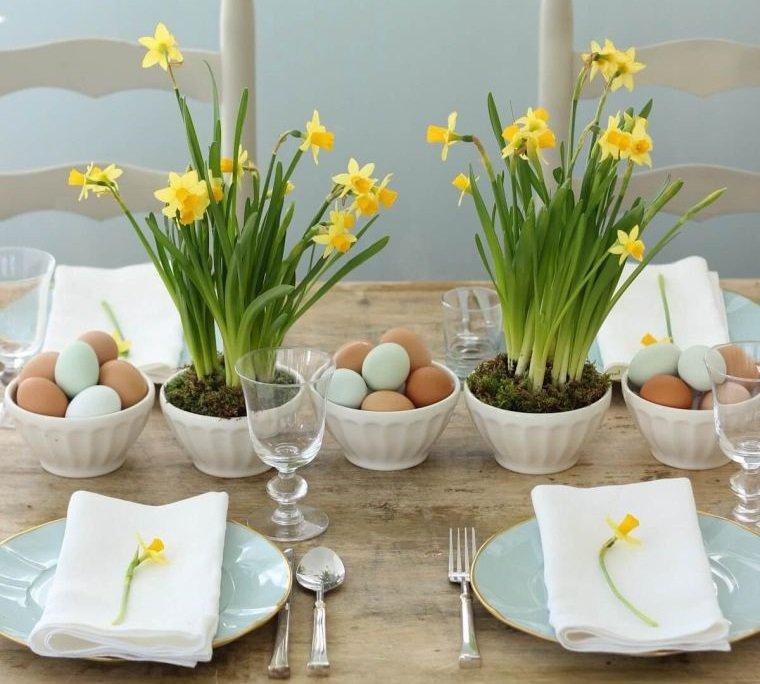 ideas para decorar camino de mesa