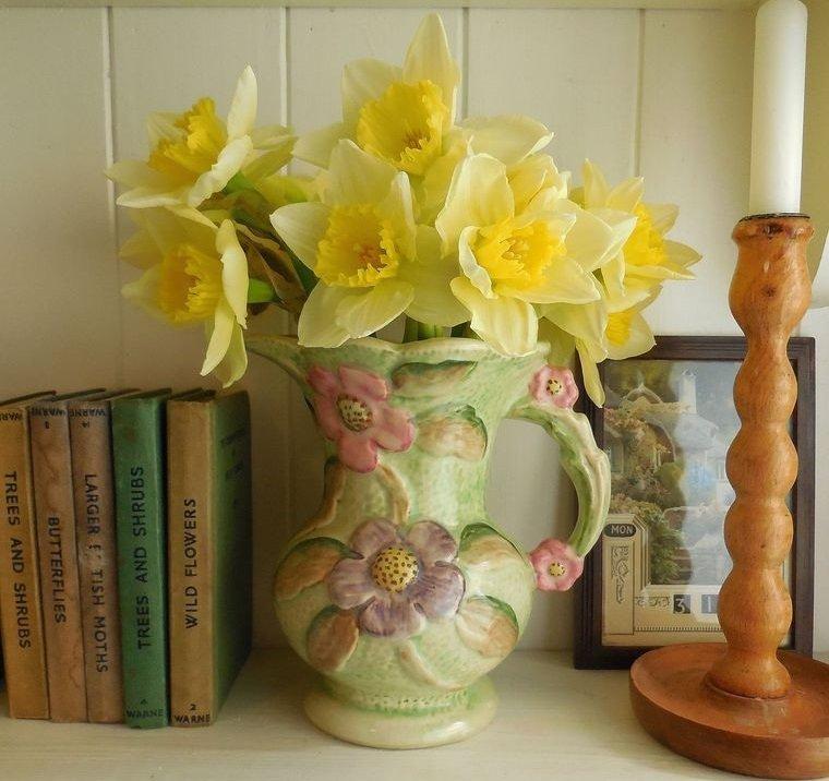 ideas para decorar con narcisos amarillos