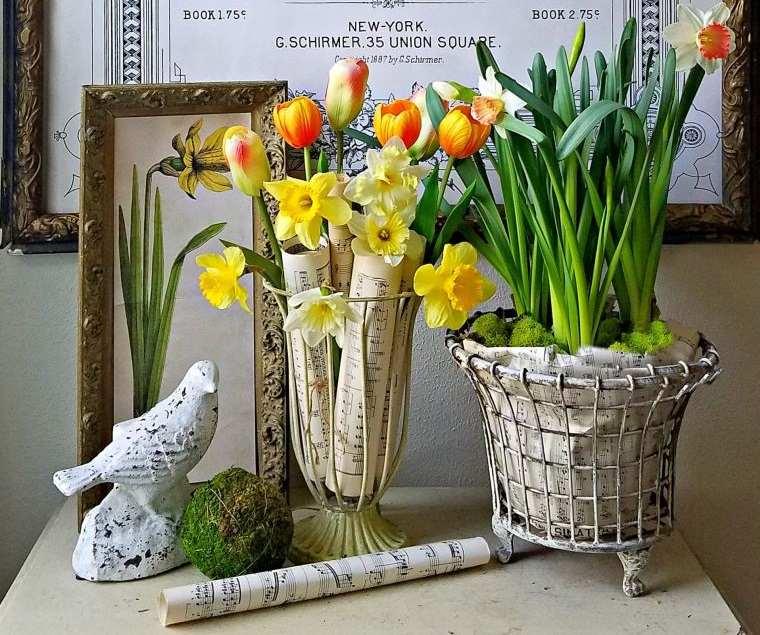 ideas para decorar con temporada primavera