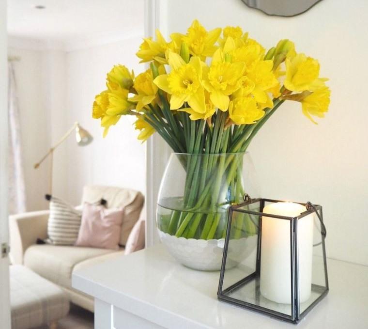 ideas para decorar primavera nacisos