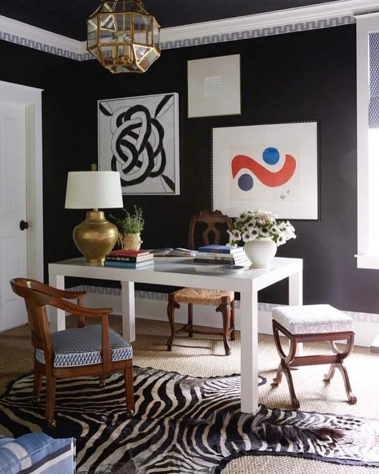 mesa-blanca-ideas-oficinas-casa