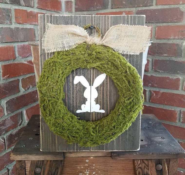musgo para decorar en primavera