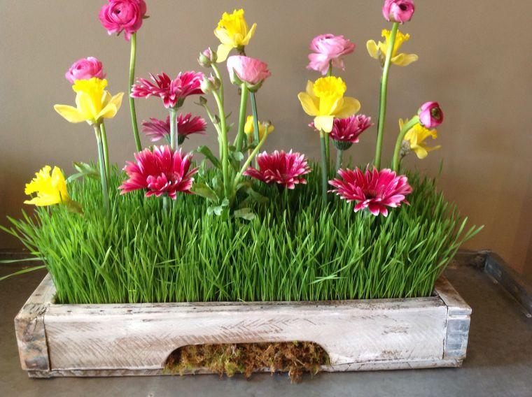 pasto de trigo ideas decoracion