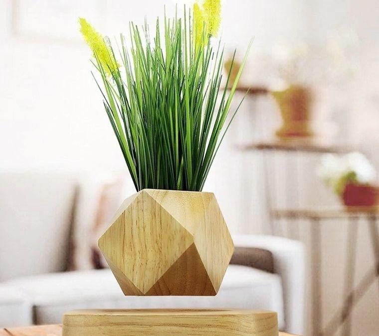 Pasto de trigo para una hermosa y fresca decoración para probar en primavera