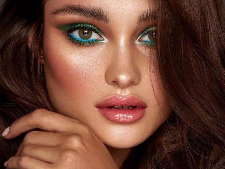 primavera 2021 maquillaje color