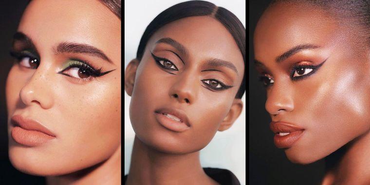 primavera 2021 maquillaje estilo