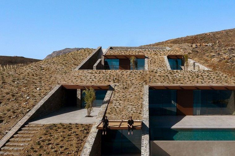 proyecto arquitectónico mold architects