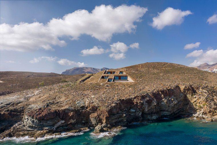 proyecto arquitectónico ncaved grecia