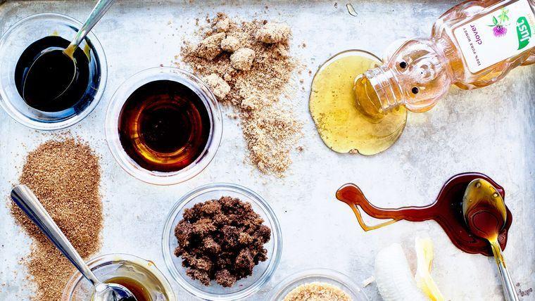 sustituto del azúcar alternativas