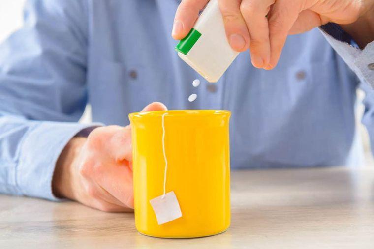 sustituto del azúcar artificial