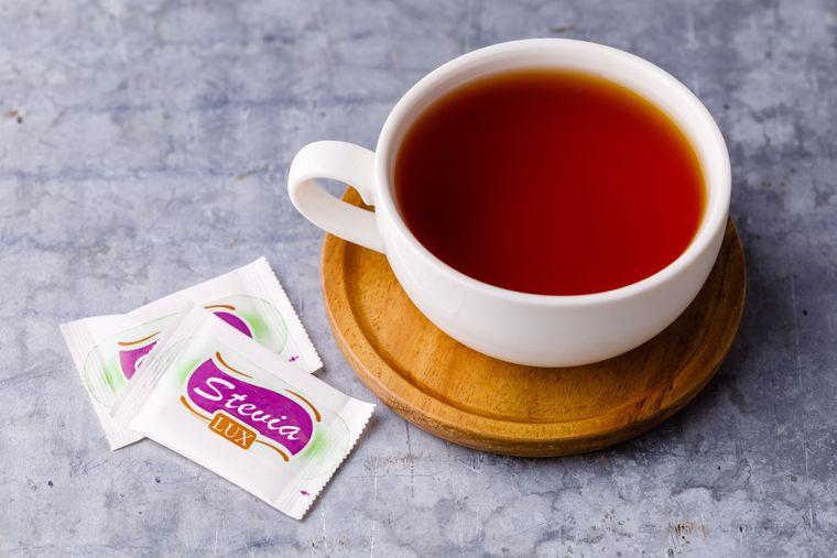sustituto del azúcar con stevia