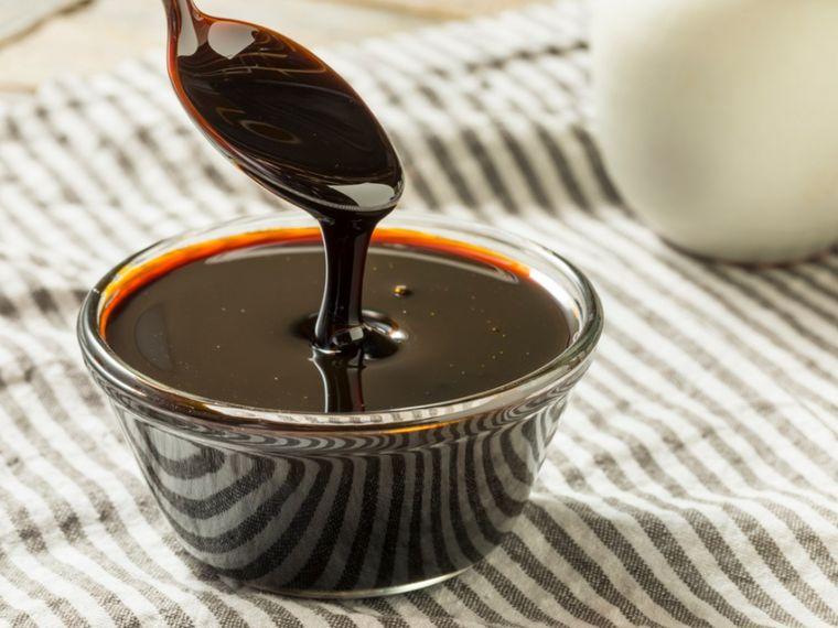 sustituto del azúcar melaza