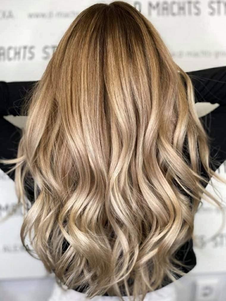 Colores de cabello natural-ideas