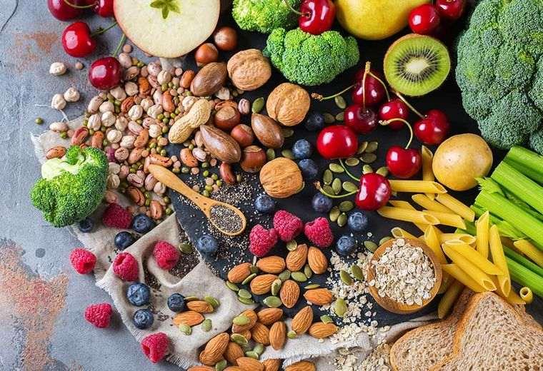 alimentación y nutrición antioxidantes
