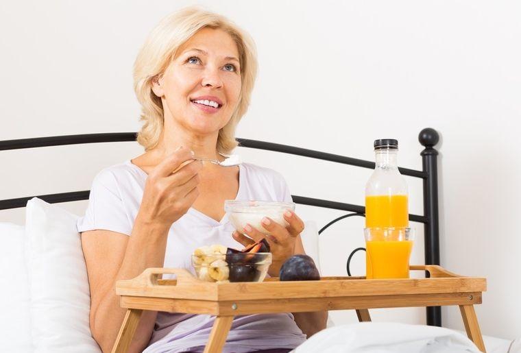 alimentación y nutrición despues de los 50