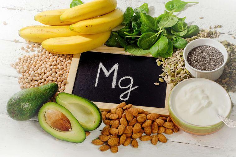 alimentación y nutrición magnesio