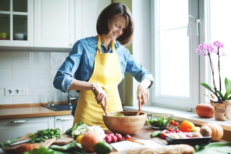 alimentación y nutrición mujeres 40