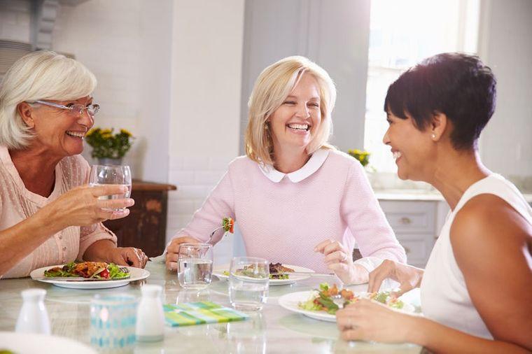 alimentación y nutrición para mujeres