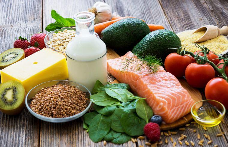 alimentación y nutrición saludable despues de 60