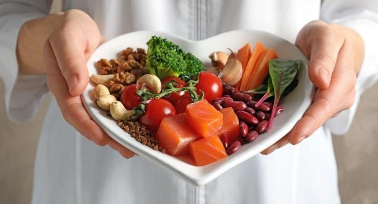 alimentación y nutrición saludable