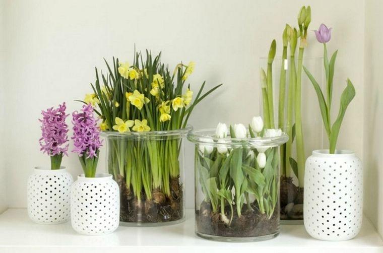 estilo escandinavo decoracion para primavera