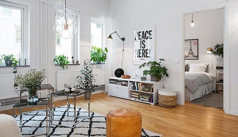 estilo escandinavo decoracion