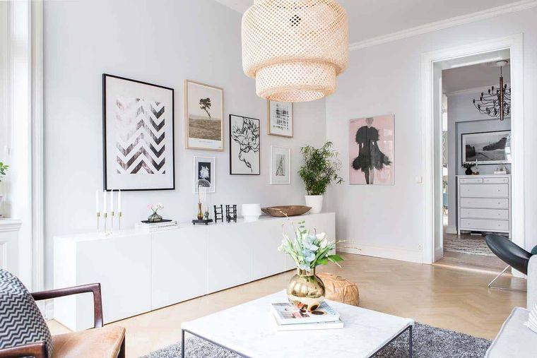 estilo escandinavo relajante decoracion