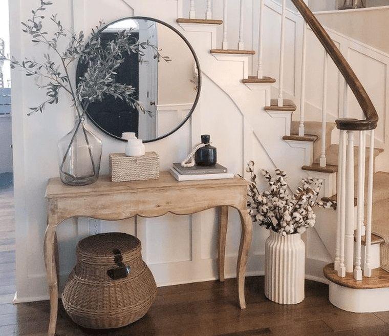 estilo escandinavo uso materiales naturales