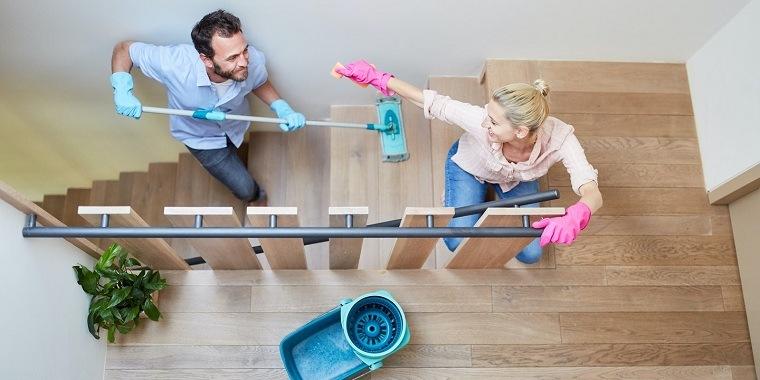 limpieza-primavera-familia-trabajo