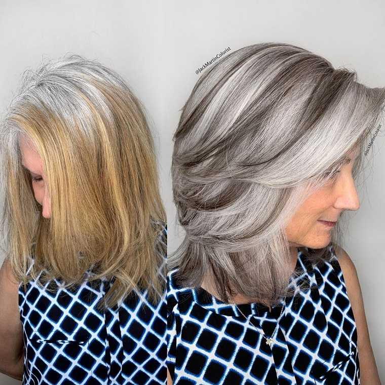 mechas-oscuras-mujer-50-anos-ideas