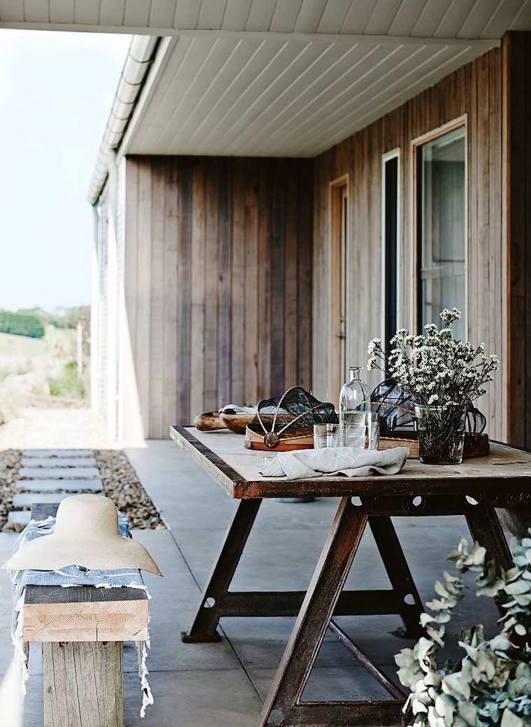 mesa-madera-ideas-estilo-diseno