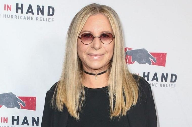 mujeres mayores de 50 peinados con gafas Barbara Straisand
