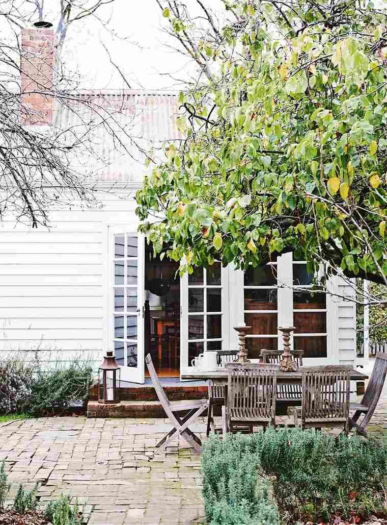 patios decorados-2021-comedor-aire-libre