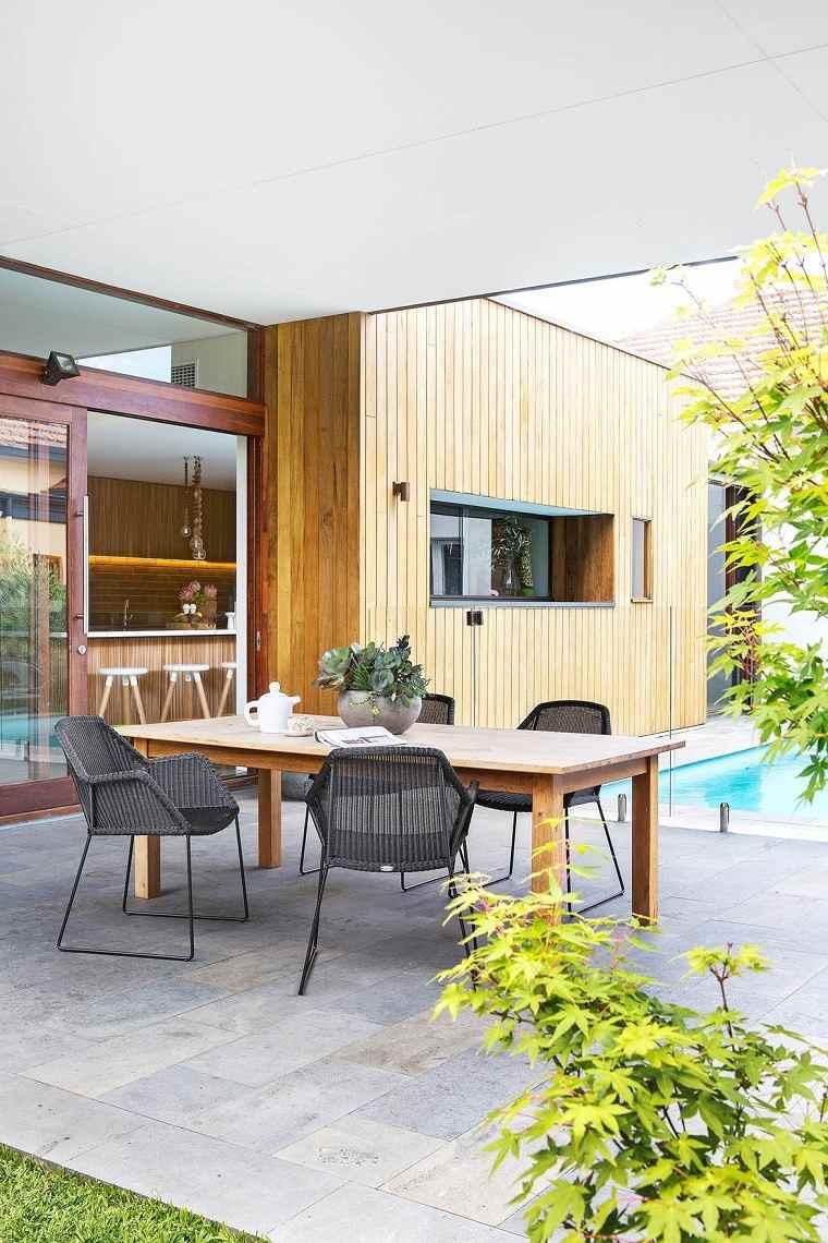 patios decorados-2021-pared-casa