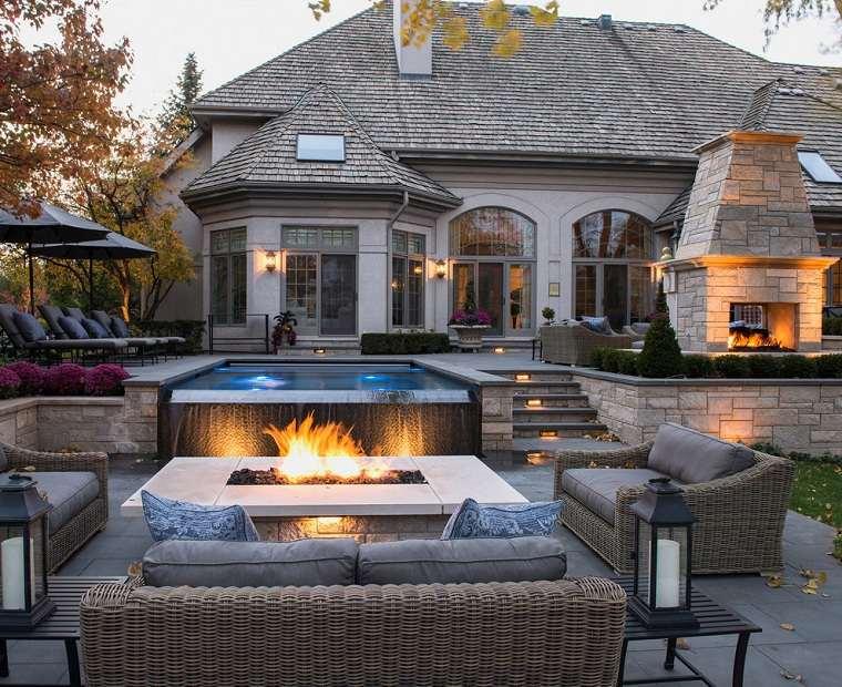 patios decorados-2021-pozo-fuego