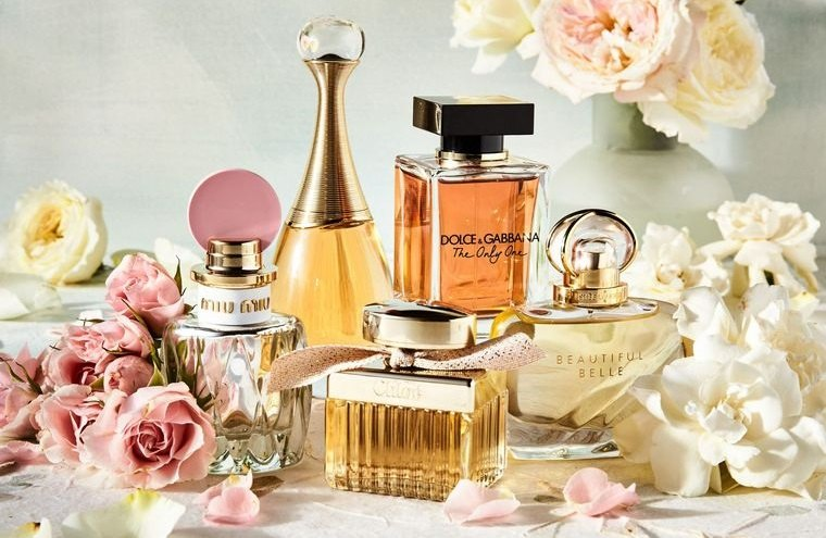 perfumes aroma floral