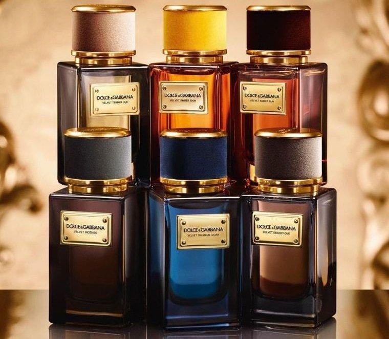 perfumes aromas orientales